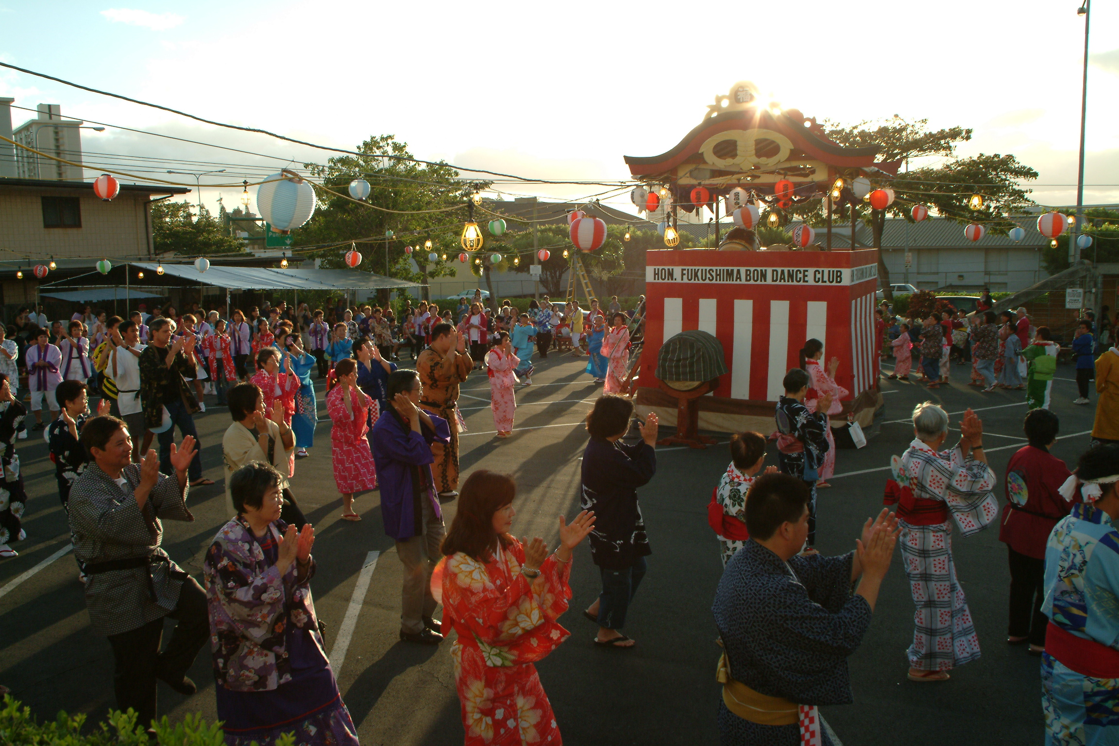 Bon Dance and Obon Service Schedule 2015 | The Hawaii Herald