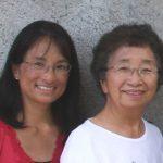 Photo of Carolyn Kubota Morinishi and Marian Kurosaki Kubota