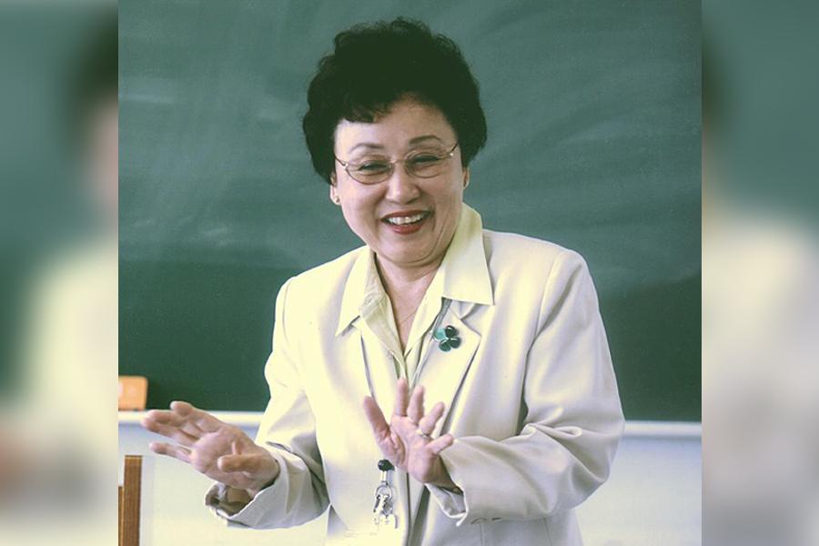 Photo of Joyce Tsunoda