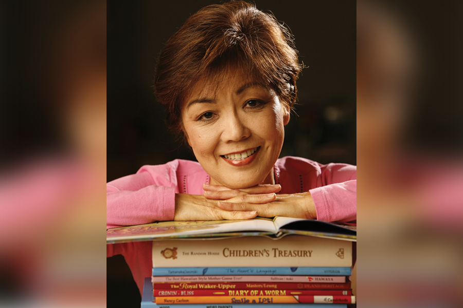 Photo of Lynne Kobashigawa Waihee