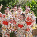Photo of Senju Kai Hawaii keiki performers