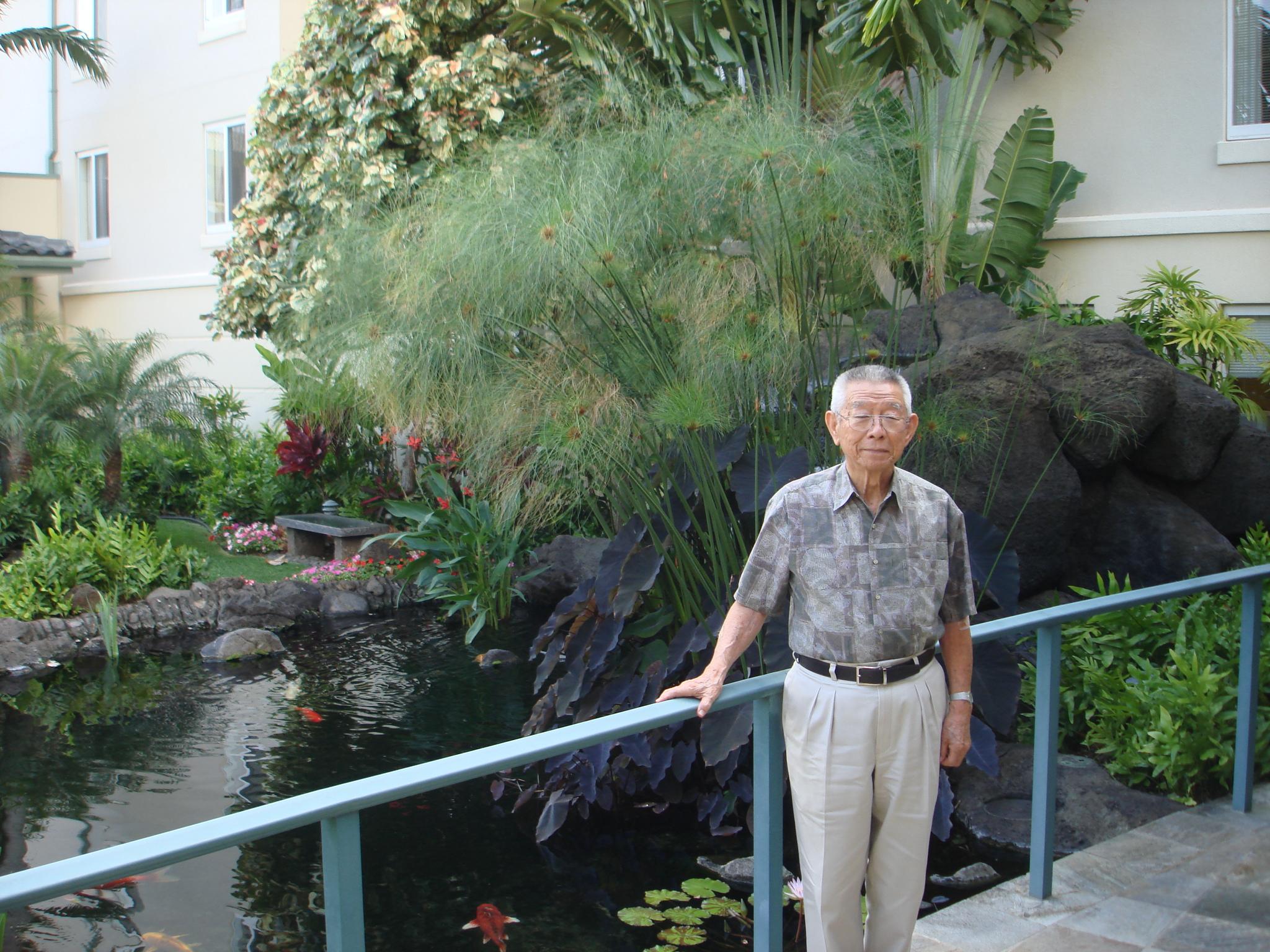 Photo of Dr. Fujio Matsuda