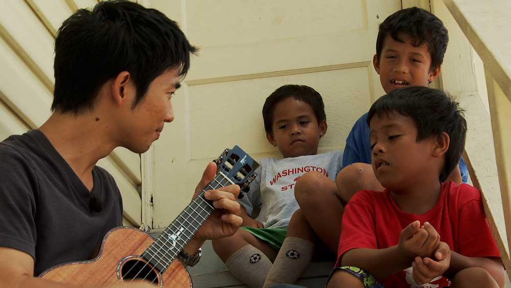 "Photo of ""Jake Shimabukuro: Life on Four Strings"""