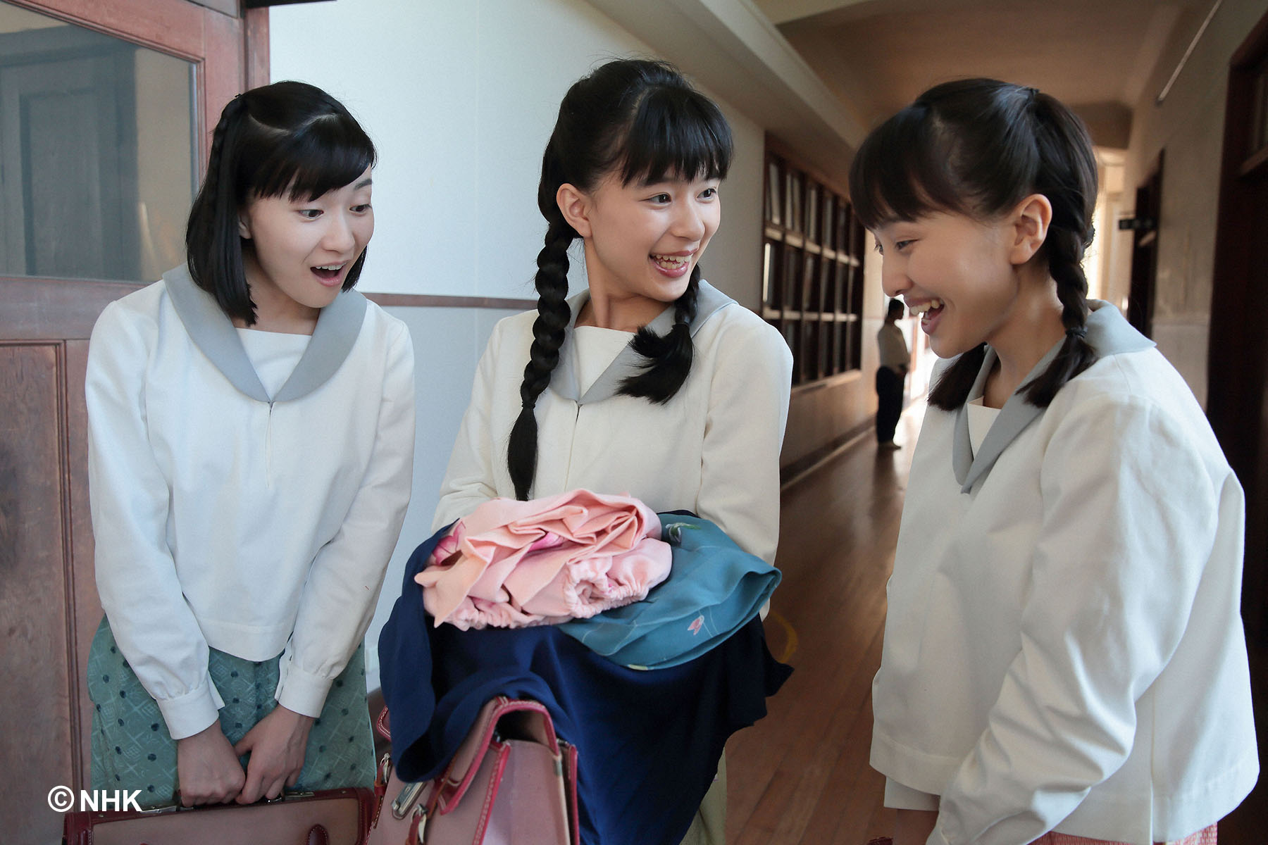 "Photo of ""Beppin-san,"" premieres on Friday, Dec. 9, at 7:15 p.m."