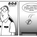 Comic, 808, by Dennis Fujitake, Dec. 6, 2016 Issue