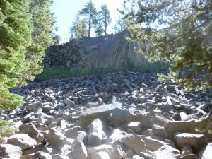 Photo of Devils Postpile National Monument is a wonder to the eye.