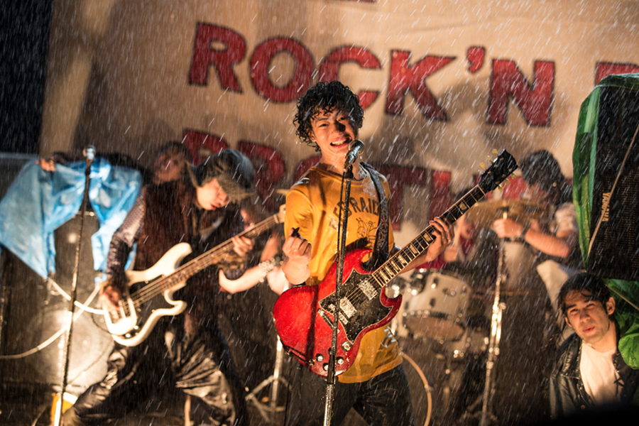 "Photo of NGN3 Movie of the Month: ""Hibi Rock (HIBI ROCK: Puke Afro and the Pop Star)."""