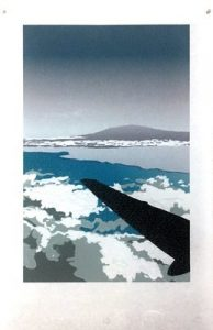 Photo of Artwork, Arriving/Departing KOA