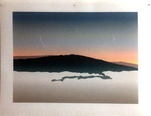 Photo of Artwork, Sunrise Above Cloudline