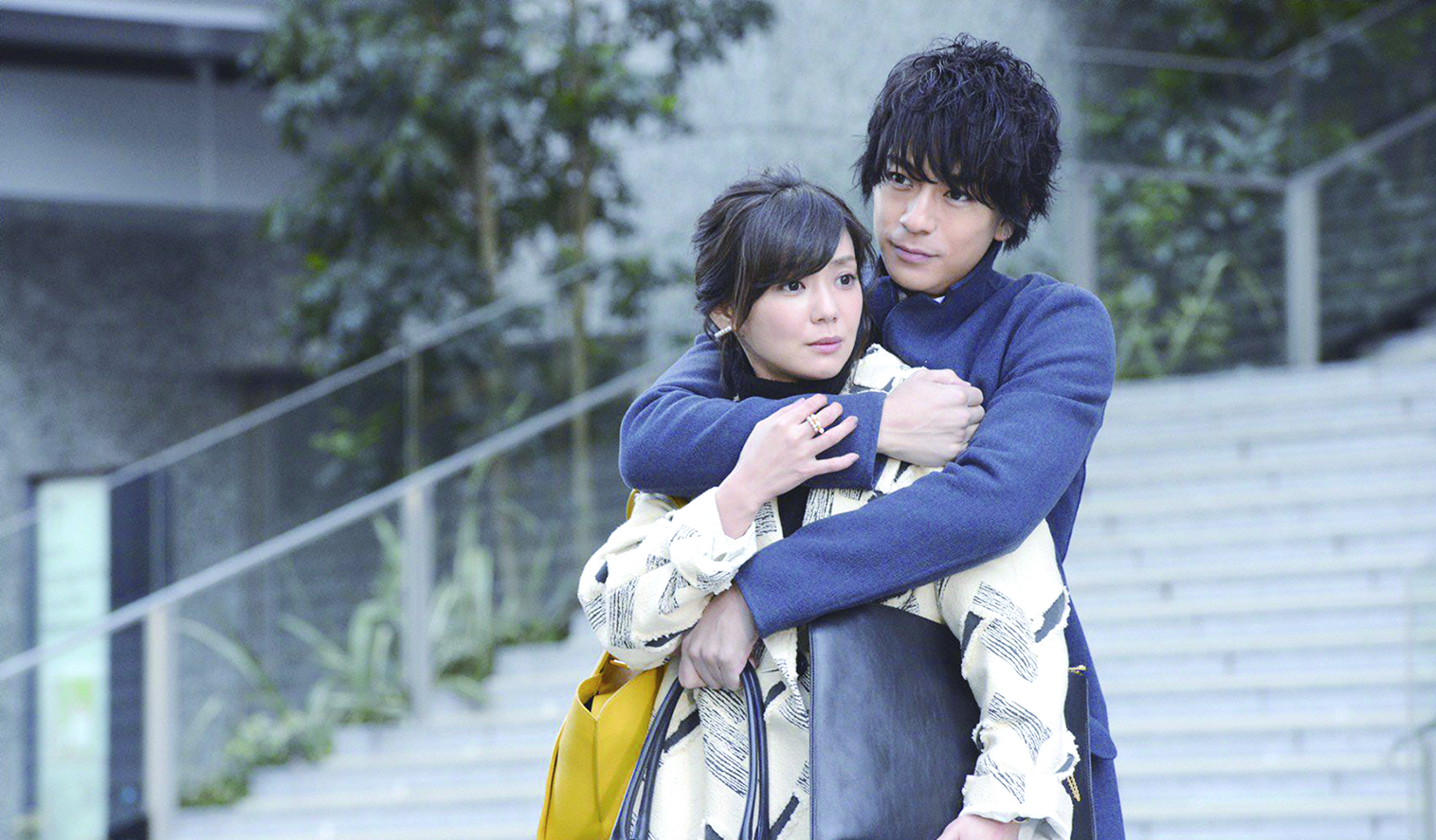 "Photo of ""Ubai Ai, Fuyu (Winter, Grasping Love),"" premiers on Friday, May 19, at 7:35 p.m."