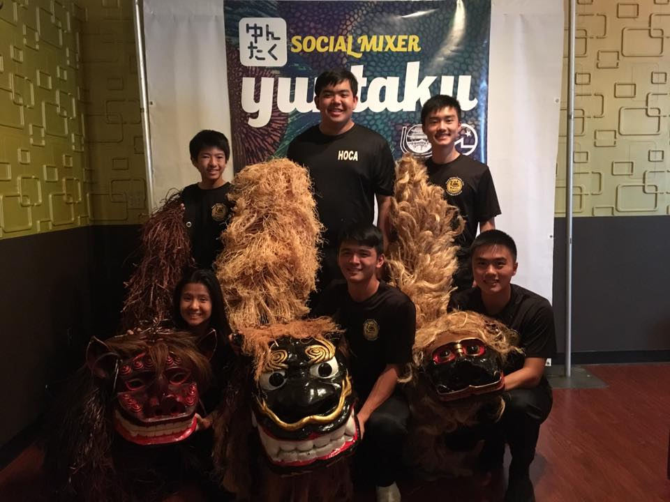 Hawaii Okinawa Creative Arts will perform at 9:50 am on Sunday (Photo courtesy HOCA)