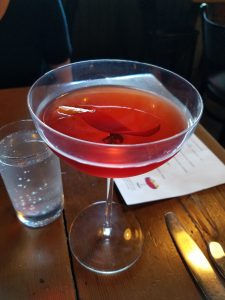Photo of the Classic negroni.