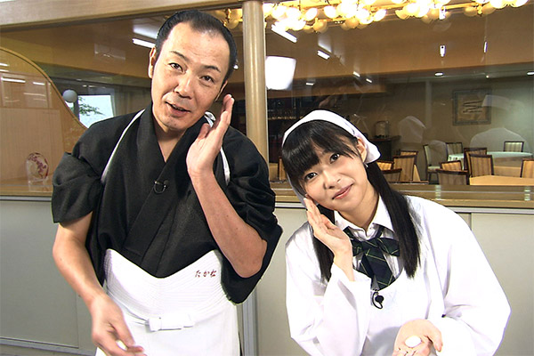 """Sashihara Rino no Sashigohan (Easy Cooking with Rino Sashihara),"" premieres Wednesday, Oct. 11, at 8 p.m."