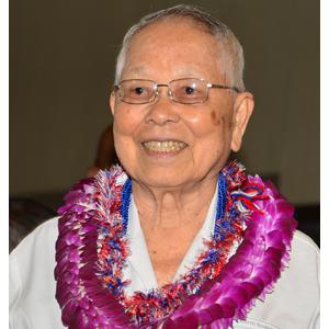 100th Battalion Veteran, Kazuto Shimizu
