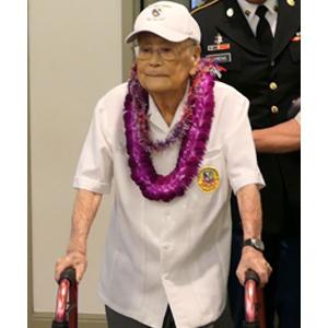 100th Battalion Veteran, Sonsei Nakamura