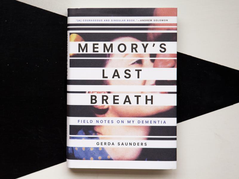 "Book cover of ""Memory's Last Breath"" by Gerda Saunders"