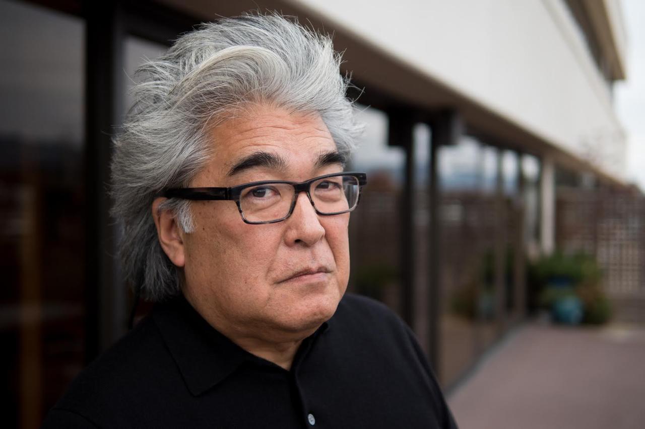 Photo of filmmaker Steven Okazaki