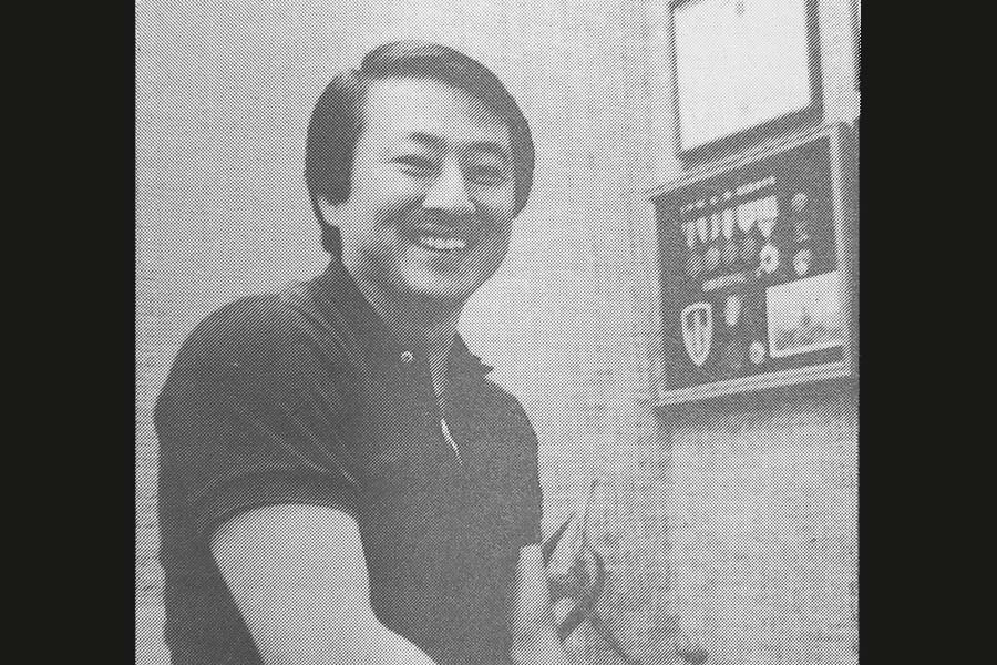 "Lester Higa during his 1987 interview with the Herald. ""In another generation, Vietnam will only be a memory of the grandparents, not a reality of the second and third generation that left."""