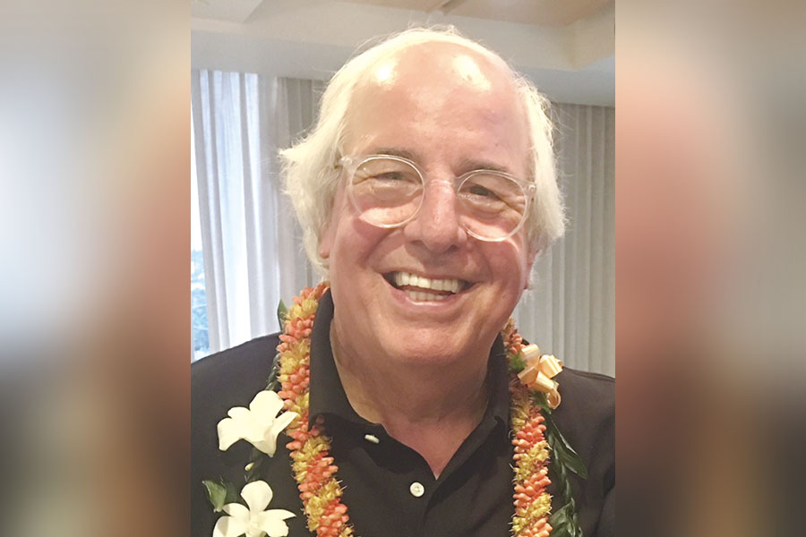 Frank Abagnale cautioned about sharing too much personal information on social media, such as Facebook. Identity thieves can learn a lot about you through social media, including where you work, who your family members and friends are and what you look like. (Photo by Craig Gima, AARP Hawaii)