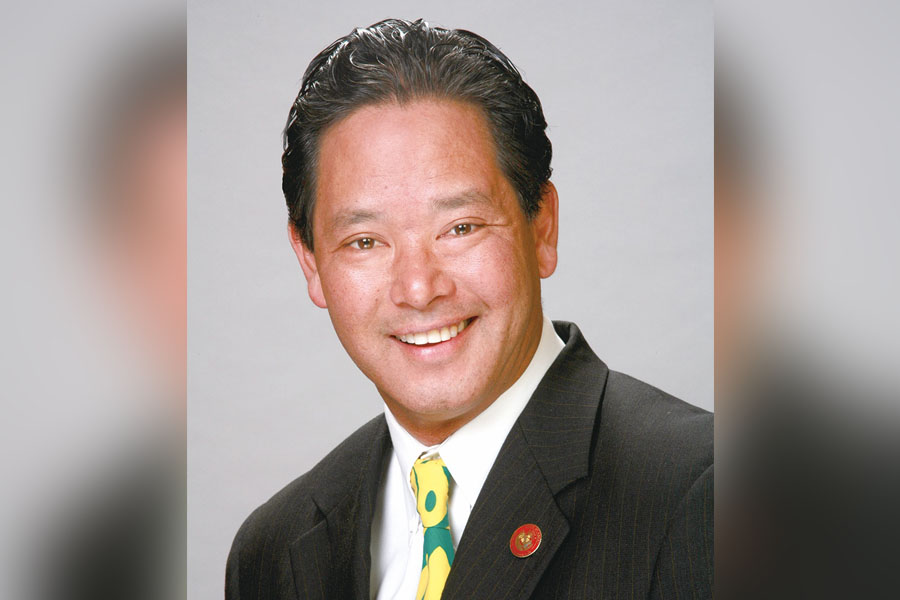 """We can do better,"" says former state Rep. Marcus Oshiro of the need to house the homeless. Oshiro recently joined the Hawai'i Labor Relations Board."