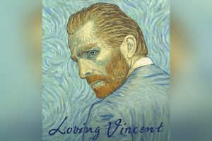 Poster of film, Loving Vincent, van Gogh's Story to the Screen