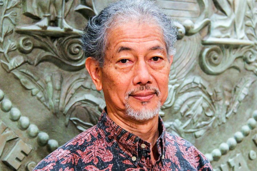 Headshot of Leonard Hoshijo