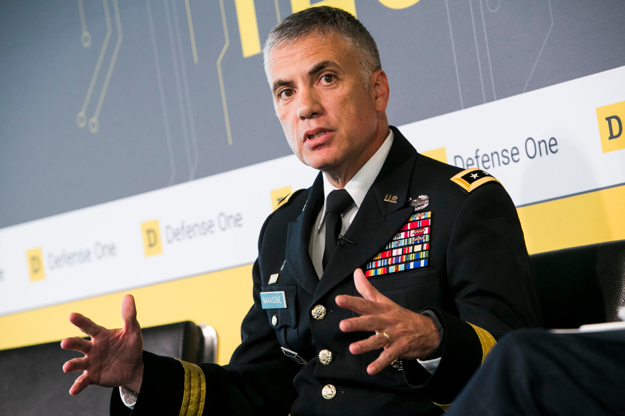 """We must rethink how we defend ourselves from the increasingly sophisticated and capable enemy cyber advances."" — Lt. Gen. Paul Nakasone in a July 2016 panel hosted by the Association of the United States Army."