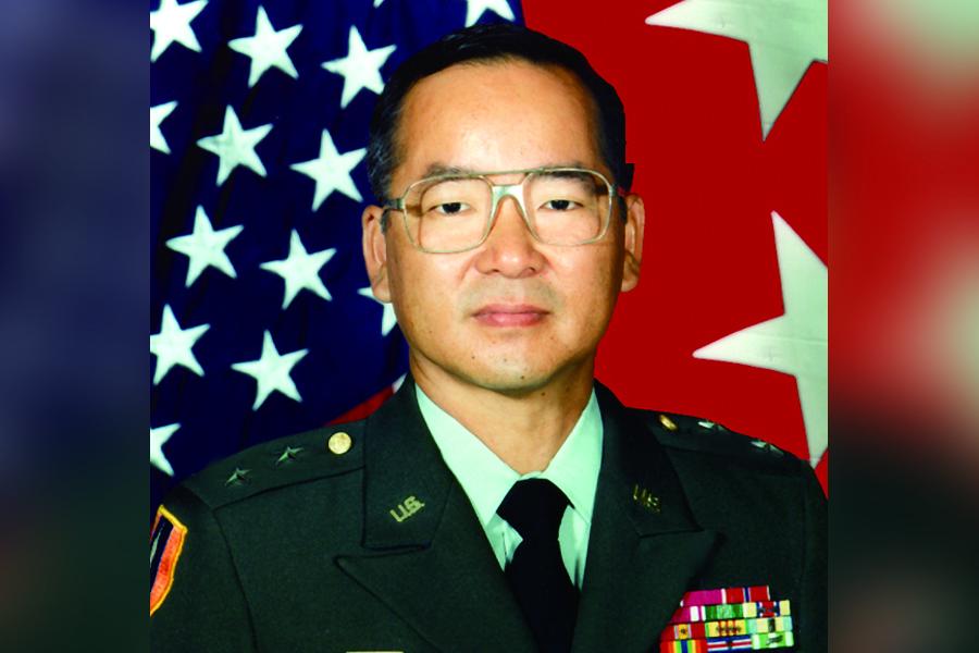 Headshot of Gen. Eugene Imai