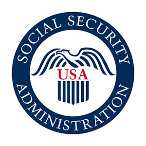 Logo for Social Security Administration