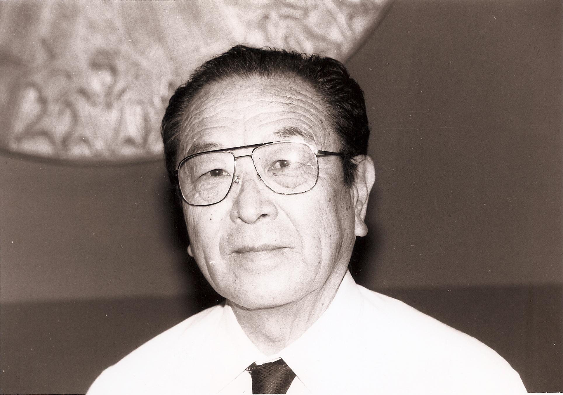 Photo of Rev. Yoshiaki Fujitani