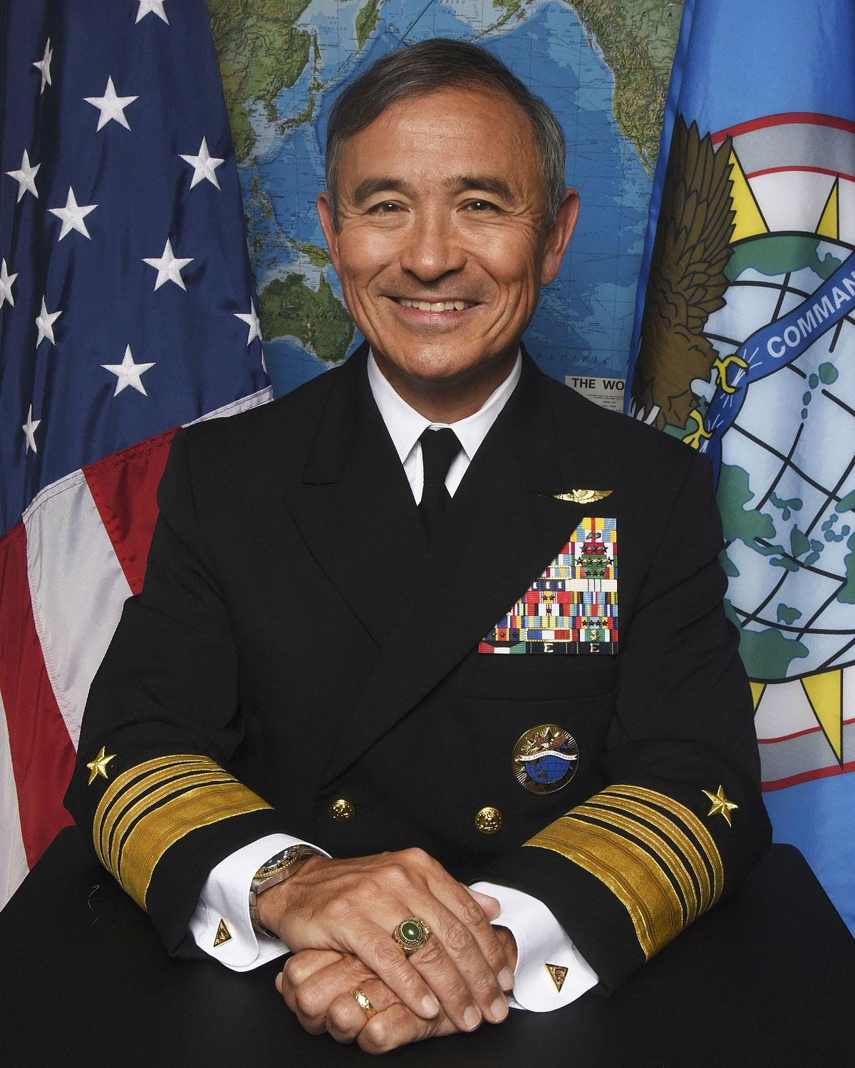 Adm. Harry B Harris Jr.
