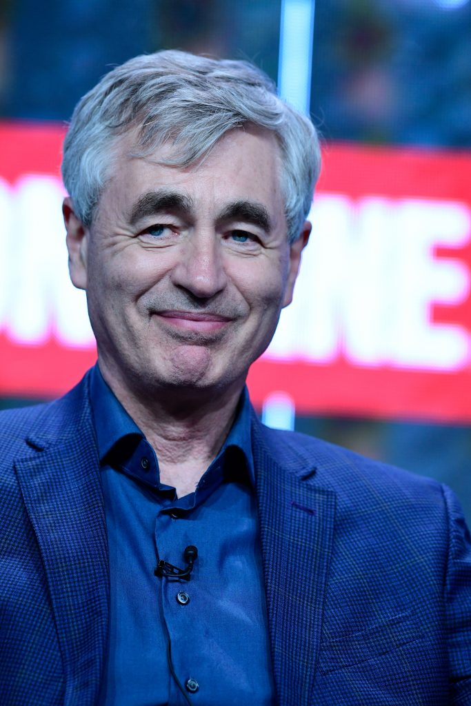 """Abacus: Small Enough to Jail"" filmmaker Steve James. (Photo by Rahoul Ghose/PBS)"