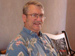 """Honokaa Town"" Author, Ross Stephenson"