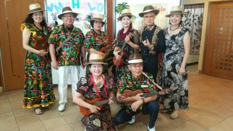 Leinani Group from Okinawa will be part of the formal opening ceremonies on Saturday.