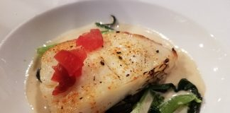 Miso Chilean Sea Bass. (Photos courtesy Ryan Tatsumoto)