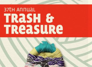 37th Temari Hawaii Trash and Treasure Fair, scheduled for November 4, 2018