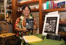 "Journalist and community activist Gary T. Kubota spent three years conducting oral history interviews with over 30 people who were arrested or involved in protesting the 1971 eviction of residents in Kalama Valley for the book, ""Hawaii Stories of Change."" The incident is described as the defining moment in the Hawaiian Renaissance. The protests were organized by Kokua Hawaii, a group of community activists. (Photo by Gregg K. Kakesako)"