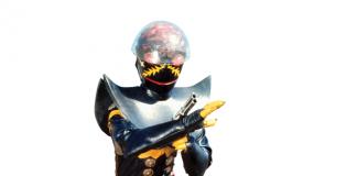 Hakaida Japanese Action Superhero Figure