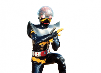 Hakaida Japanese Action Superhero Figure