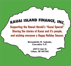 Ad for Kauai Island Finance, Inc.