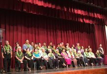 Presenting the Hawaii United Okinawa Association's 2018 'Uchinanchu of the Year' honorees.