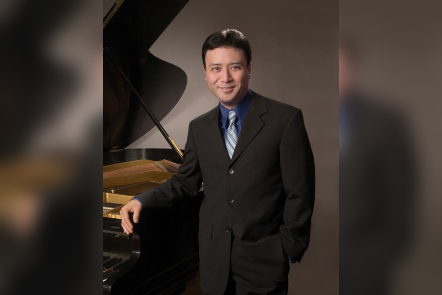 World-renowned pianists Jon Nakamatsu