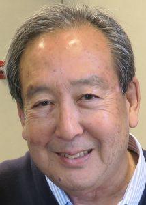 "Professor Samuel Hideo Yamashita, author of ""Hawai'i Regional Cuisine: The Food Movement That Changed the Way Hawai'i Eats."""