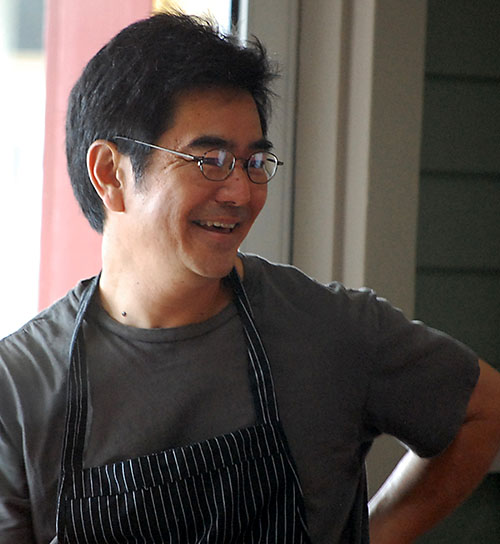 Edwin Goto strives to support his Waimea community in all aspects of his business and personal life. (Photo courtesy Edwin Goto)