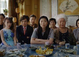 """Billi's family in """"The Farewell."""" (Photos courtesy """"The Farewell"""")"""