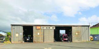Seki Machine Works on Mill Street in Wailuku, Maui. (Photos courtesy Tom Seki.)