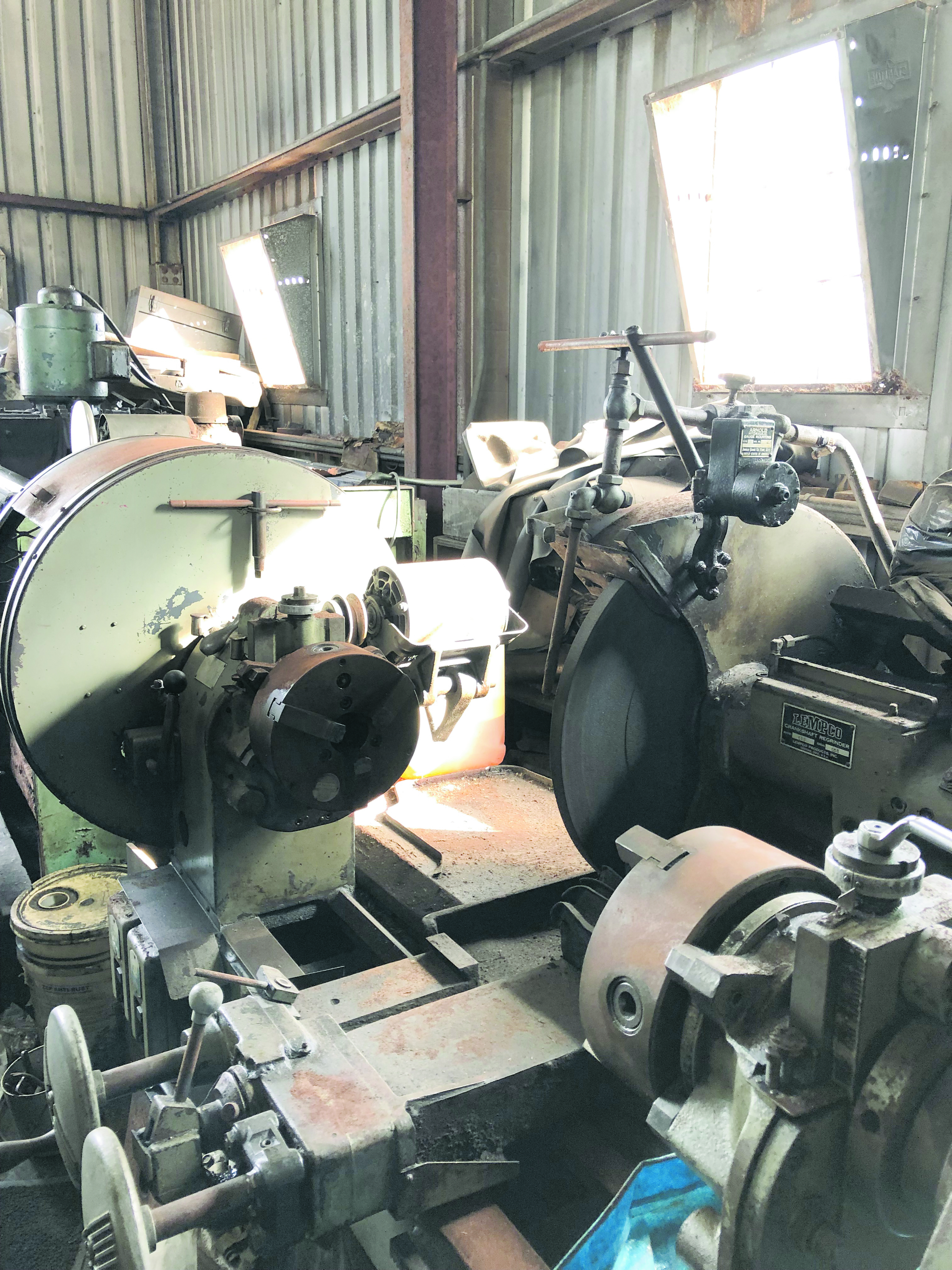 In 1959, Tomeichi Seki took a big risk and purchased a crankshaft grinder machine for $11,000, which, at the time, was the same purchase price as a house.