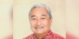 Photo of KTA Chairman and CEO, Barry Taniguchi