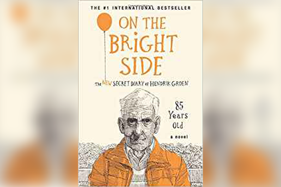Book cover with title 'On the Bright Side'