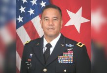 Adjutant General-designate Kenneth Hara